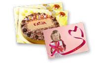 Birthday Card Service